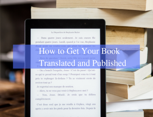 How to Get Your Book Translated and Published