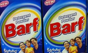 Barf-Translation and Localization fails