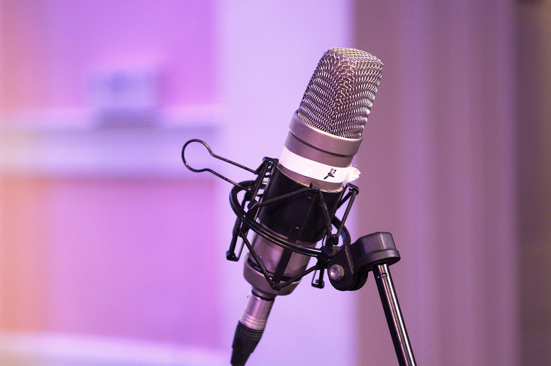 microphone for podcast translation