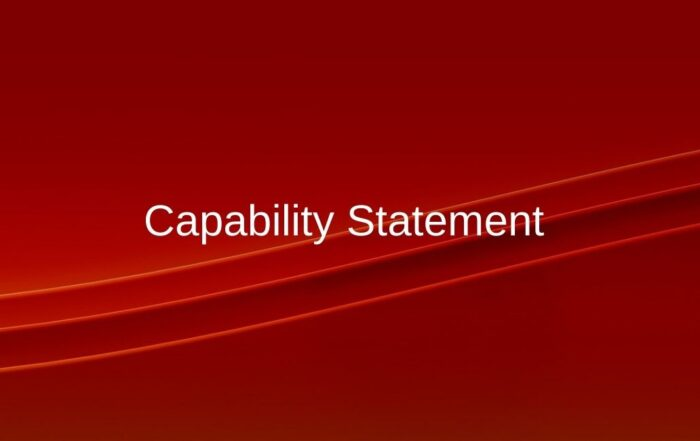 How to Write a Capability Statement for a New Business