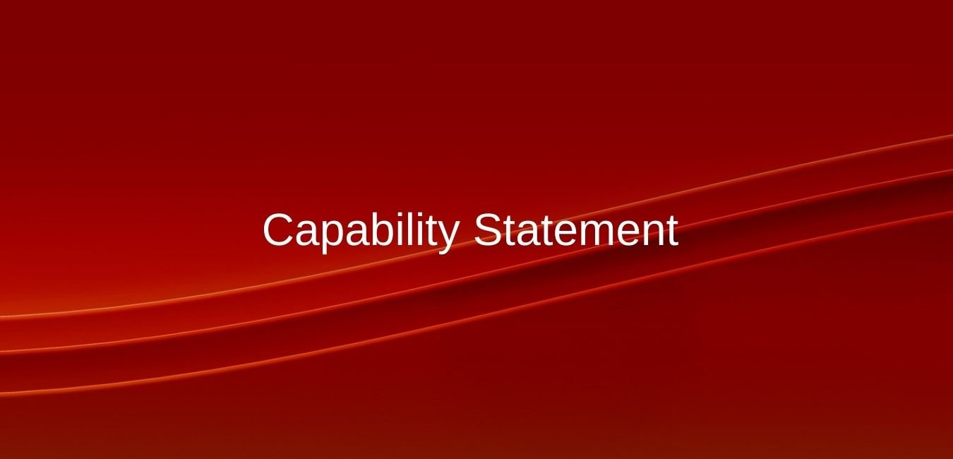 why you need a capability statement
